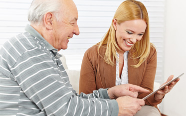 Resources for seniors and families
